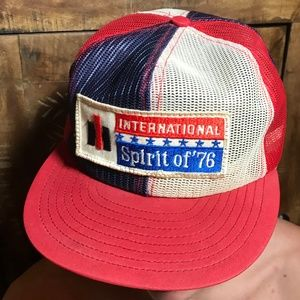 VTG International SPIRIT OF 76 Trucker Hat Cap